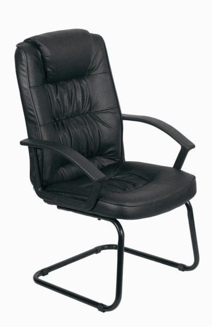 Montego Leatherette Visitor Chair For Sale In Johannesburg