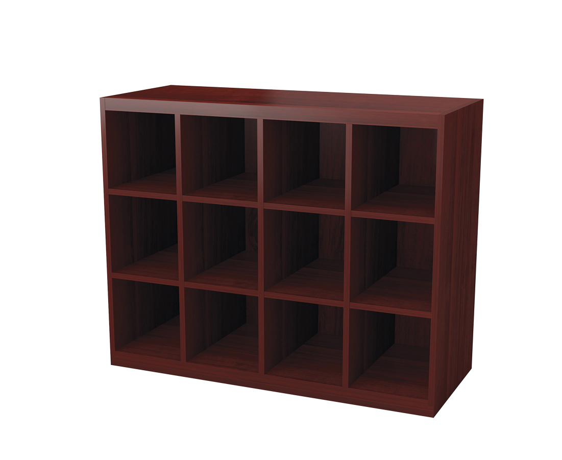 12 Compartment Pigeon Hole Cabinet For Sale In Johannesburg | Has Been  Office Furniture