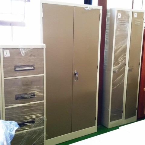 Steel Stationary Cabinet New